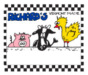 Richards VT Made Sauces