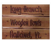 Long Branch Wooden Bowls